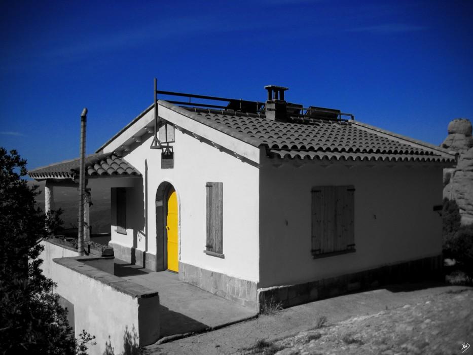 photoblog image Montserrat