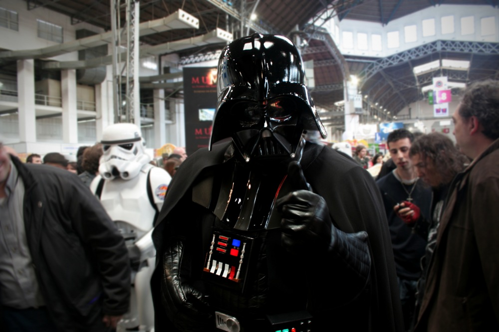 photoblog image May The Force Be With You