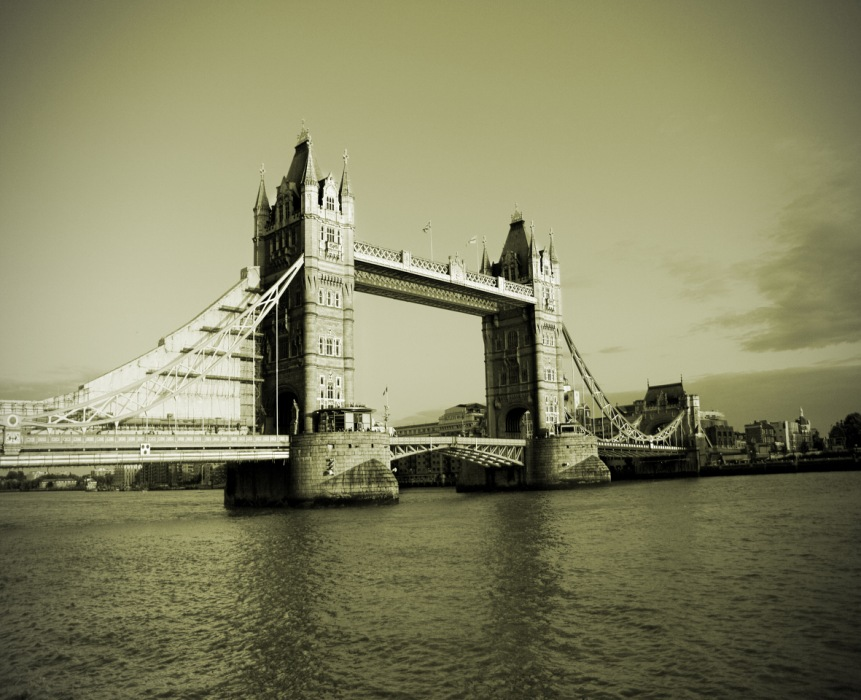 photoblog image Tower Bridge LONDON