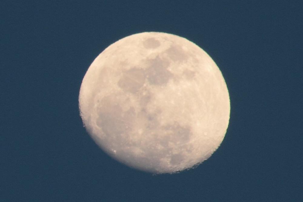 photoblog image Moon