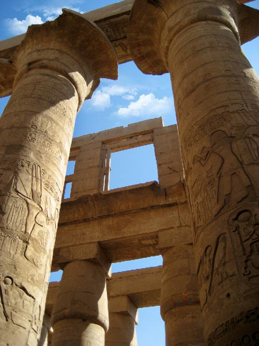 photoblog image Karnak
